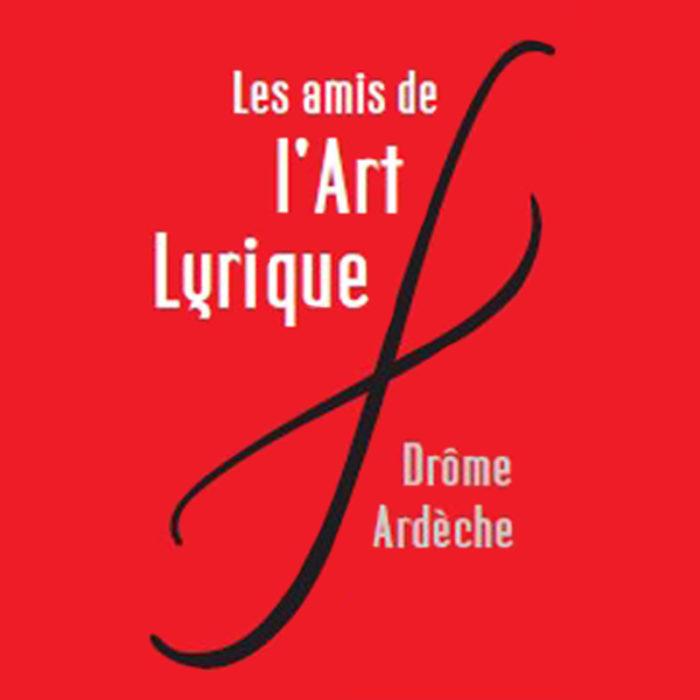 Les Amis de l'art lyrique Drôme Ardèche